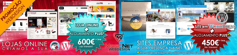 Promoção Sites e Lojas Online
