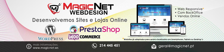 Desenvolvimento de Sites e Lojas Online