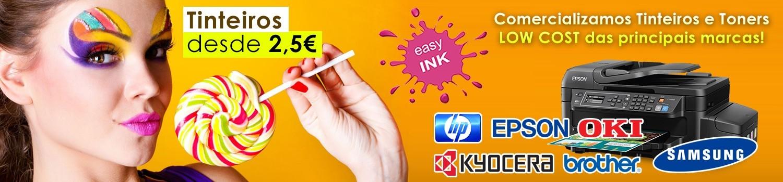 easyink.pt - Tinteiros e Toners LOW COST